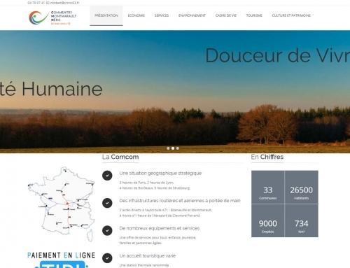 Cmnc03.fr – Le nouveau site de Commentry Montmarault Néris Communauté