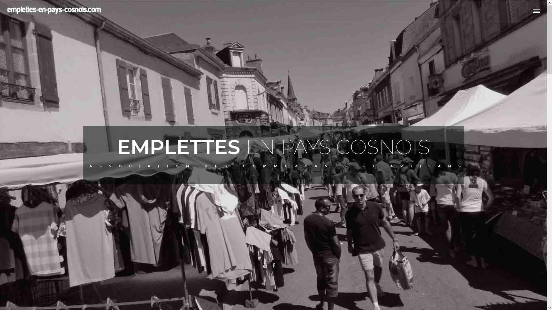 Emplettes en Pays Cosnois